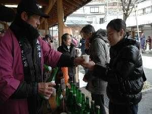 摩耶山新酒まつり