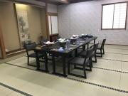 テーブル会食8