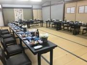 テーブル会食9